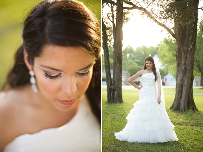 southern bridal session | Bethany K Photography