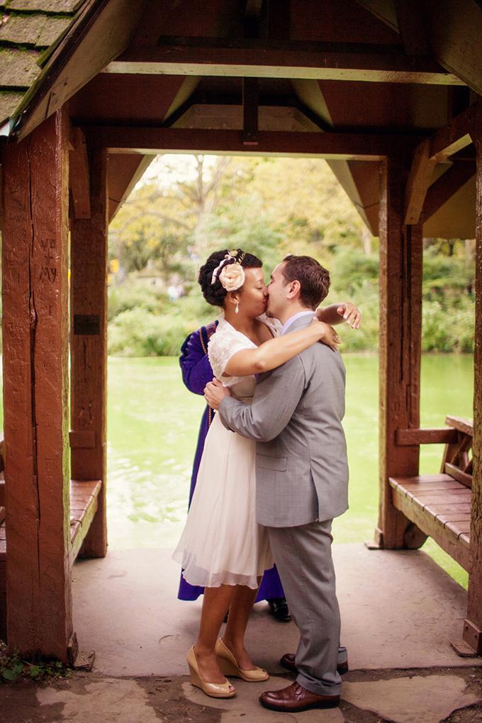 intimate NYC wedding | Sasha Felix Photography