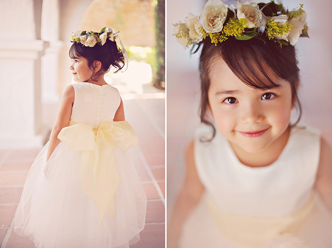 flower girl | ArianaB Photography