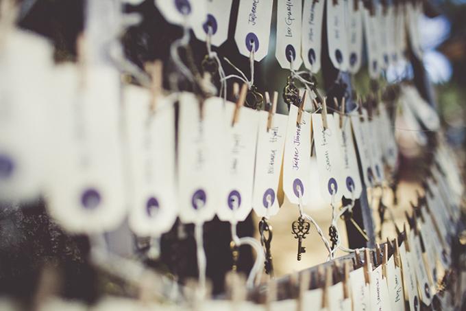 key escort cards | Sarah Kathleen