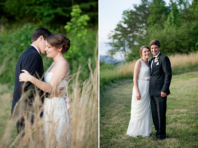 romantic blush DIY wedding | Sarah Becker Photography