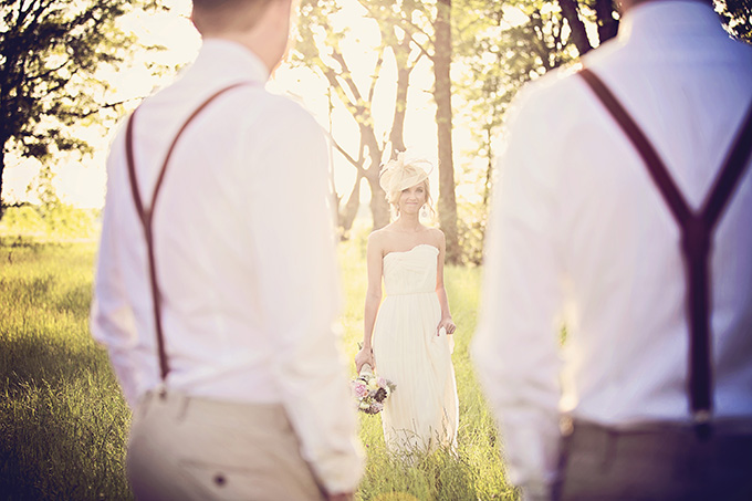 southern vintage wedding inspiration | Glamour & Grace