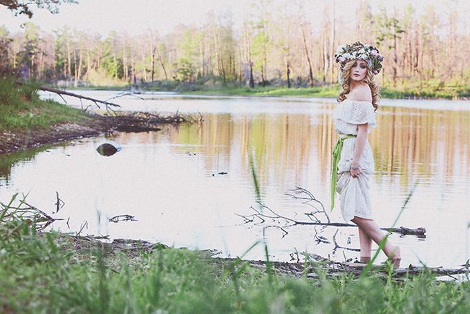 whimsical bridal portraits | Christina Carroll Photography