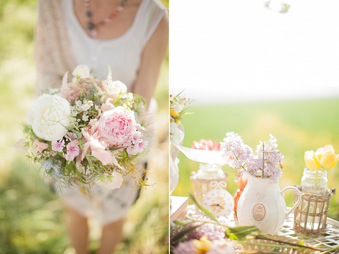 whimsical styled summer elopement   Peter & Veronika