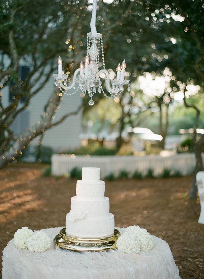 white wedding cake | pure7studios