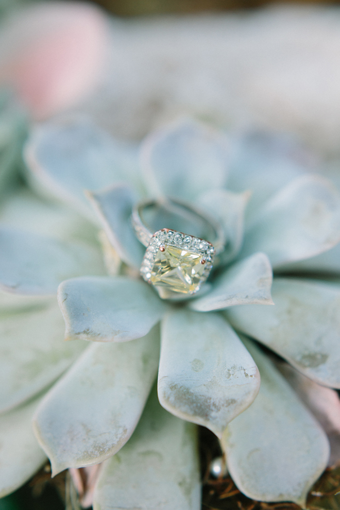gorgeous yellow diamond | Erica J Photography