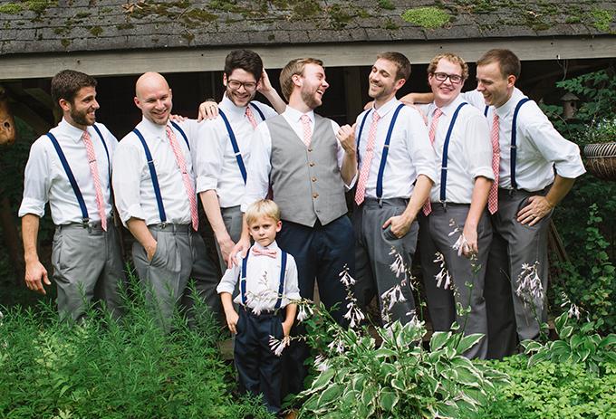 groomsmen | Brianna Wilbur Photography