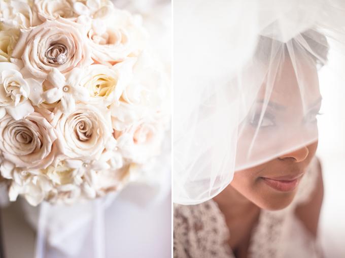 white wedding bouquet | George Street Photo