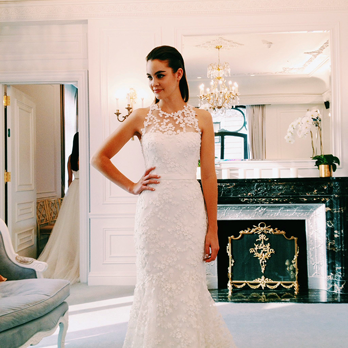 Romona Keveza Fall 2014 | Glamour & Grace