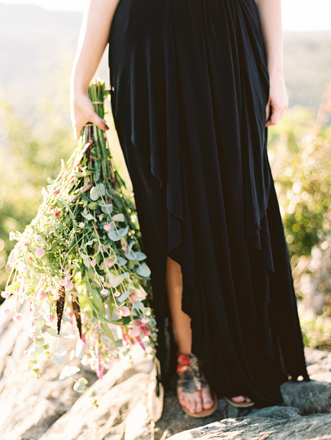 bohemian DIY floral inspiration | Josh Deaton Photography | Glamour & Grace