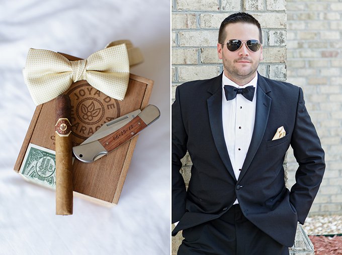 dapper groom | David Abel Photography | Glamour & Grace
