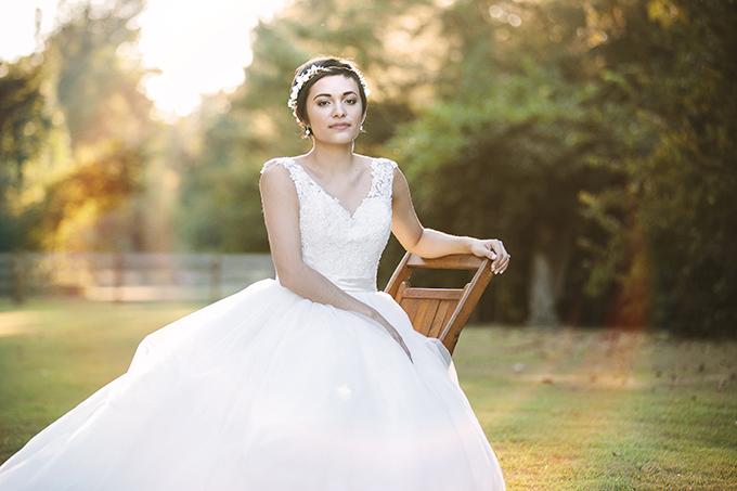 romantic bridal portraits | Photo Love | Glamour & Grace