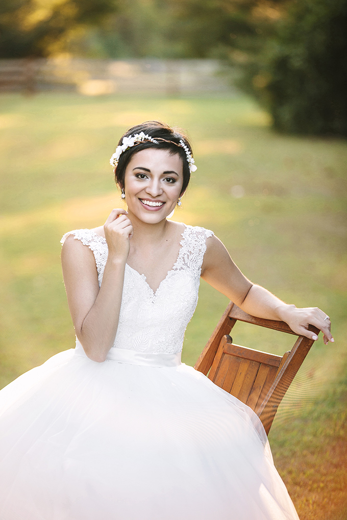 romantic bridal portraits | Photo Love | Glamour & Grace