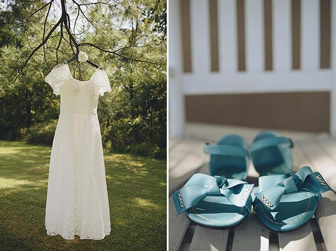 summer farm DIY wedding | Brooke Courtney Photography | Glamour & Grace