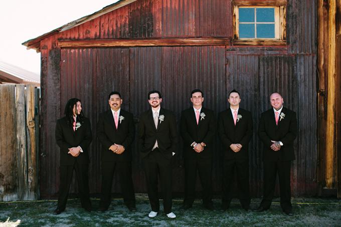 groomsmen | Joe+Kathrina | Glamour & Grace