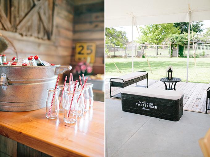 barn wedding inspiration | Amanda Watson Photography | Glamour & Grace