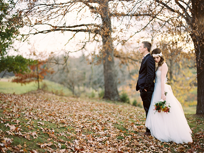 romantic gold fall inspiration | Jessica Mae Photography | Glamour & Grace