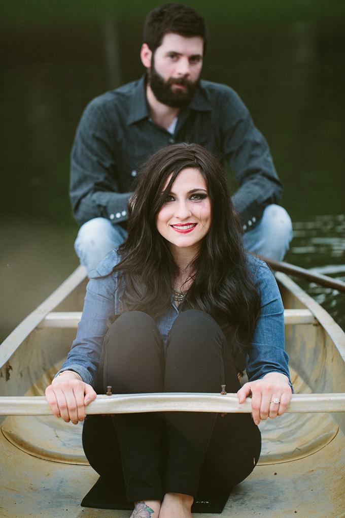 canoe engagement   Joel Allegretto Photography   Glamour & Grace