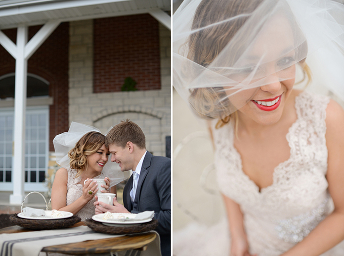 winter wedding inspiration | Lindsey Pantaleo | Glamour & Grace