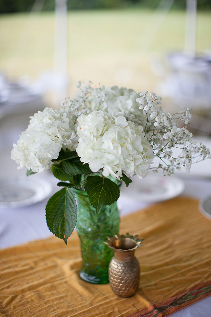 rustic centerpieces | Katherine Stinnett Photography | Glamour & Grace