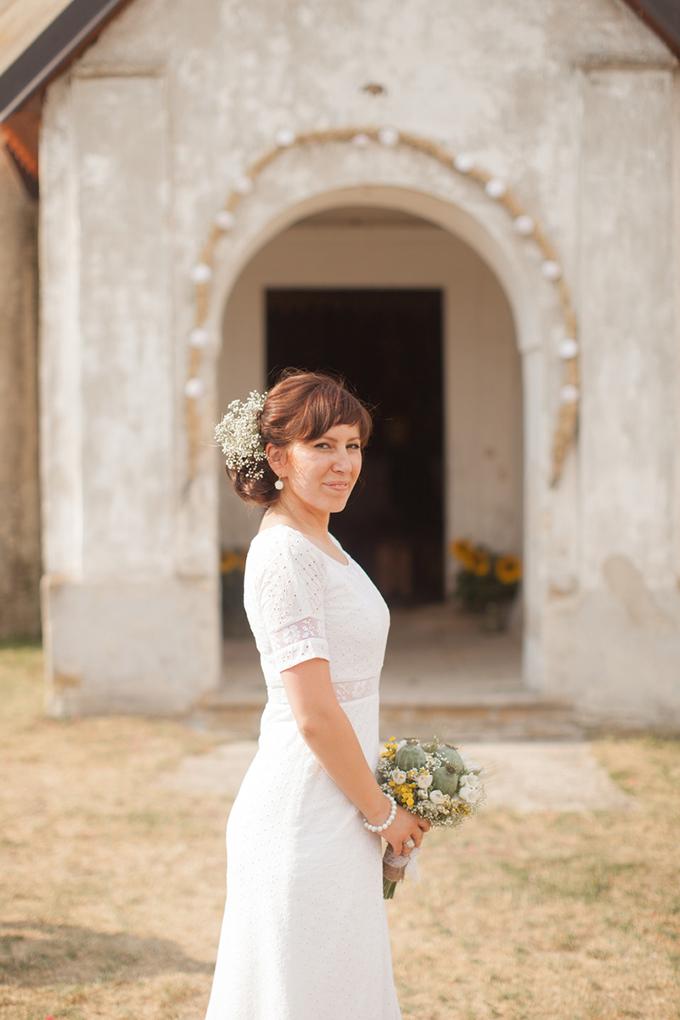rustic summer Slovakia wedding | Peter & Veronika | Glamour & Grace