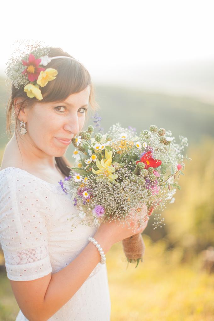 summer bouquet | Peter & Veronika | Glamour & Grace