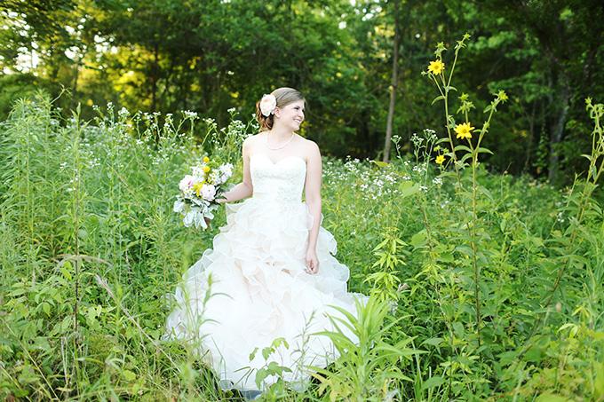 southern bridal session | j.woodbery photography | Glamour & Grace