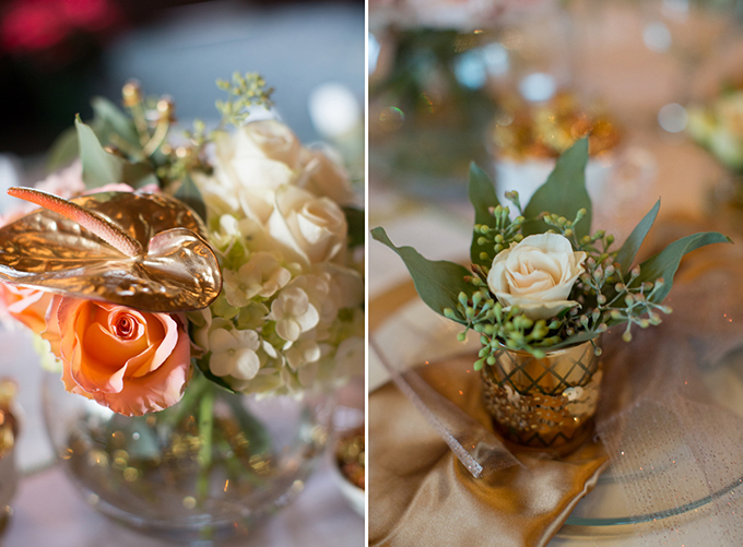 gold glitter wedding inspiration | Toni Lynn Photography | Glamour & Grace