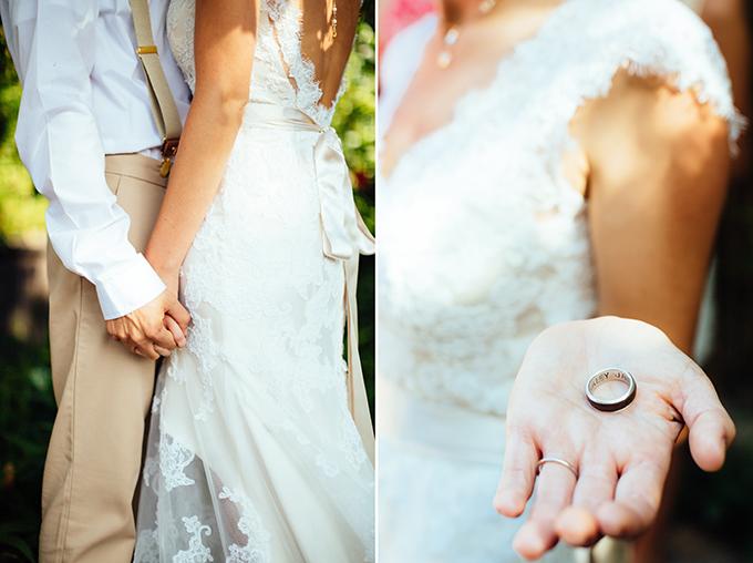 intimate California wedding   Snapmotive   Glamour & Grace