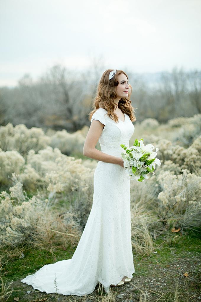 romantic bridal inspiration | Amber Lynn Photography | Glamour & Grace