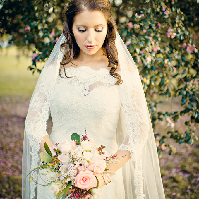 vintage New Orleans wedding | Mark Eric Photography | Glamour & Grace