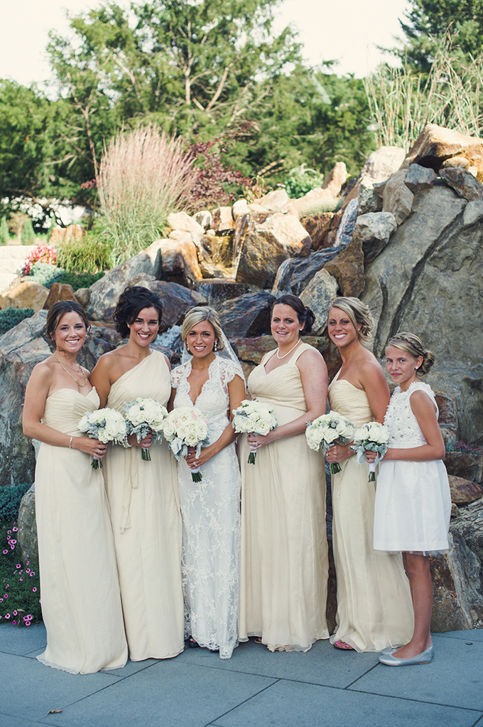 butter yellow bridesmaids   Katie Slater Photography   Glamour & Grace