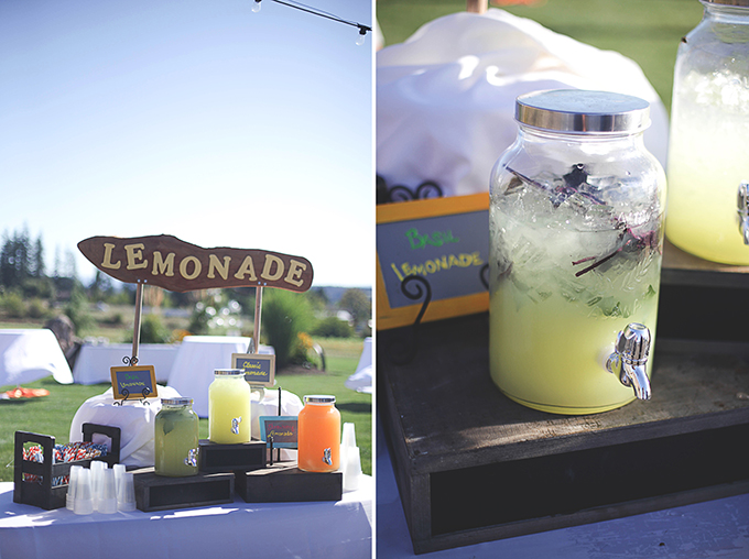 lemonade stand | Nakalan McKay Photography | Glamour & Grace