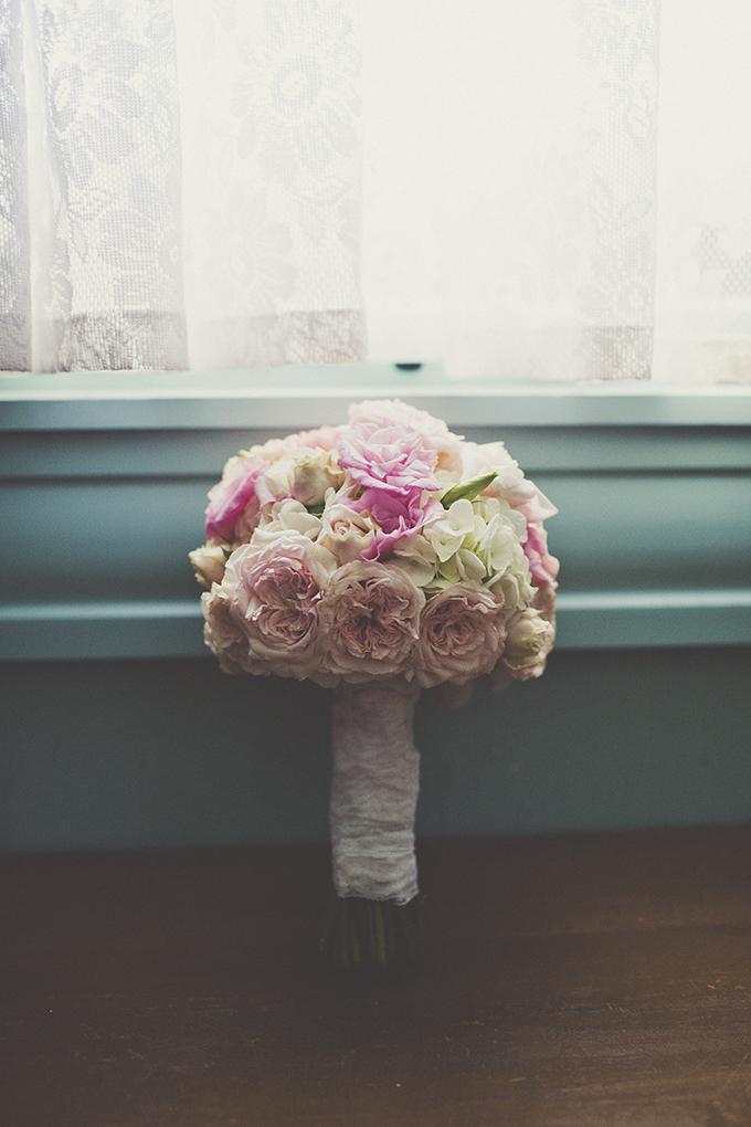 pink bouquet | Sarah Kathleen | Glamour & Grace