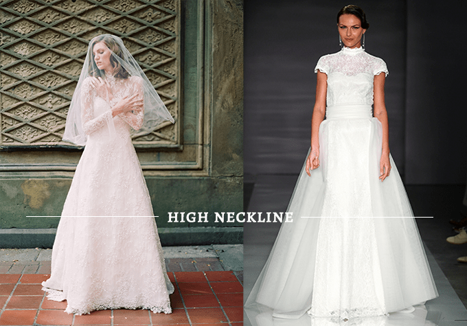 Grace Kelly wedding dress look alikes | Glamour & Grace