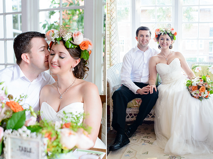 spring brunch wedding inspiration | The Veil Wedding Photography | Glamour & Grace