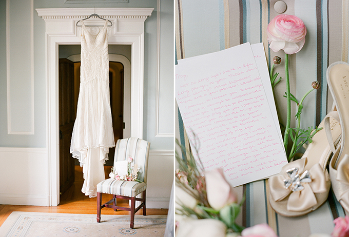 romantic pink wedding inspiration | David Abel Photography | Glamour & Grace