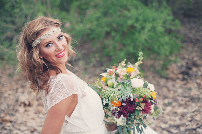 southwestern boho bride   Studio Amy Luna   Glamour & Grace