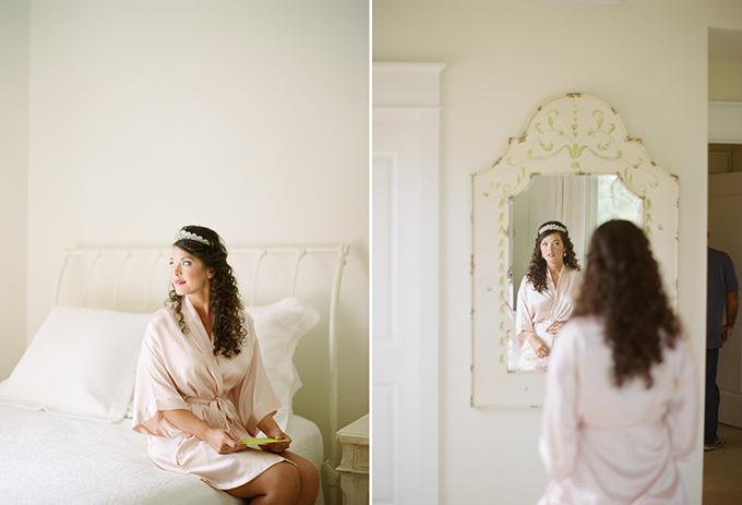 classic pink wedding | Pure 7 Studios | Glamour & Grace