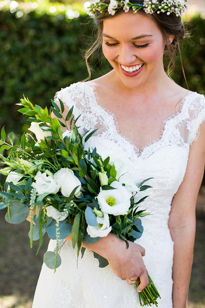 sheath bouquet   Lovers of Love   Glamour & Grace