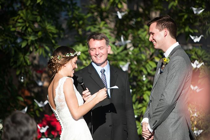 handmade backyard wedding   Lovers of Love   Glamour & Grace