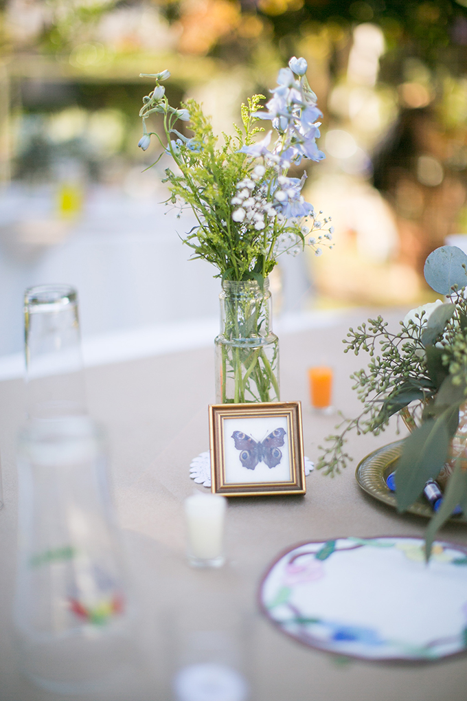 DIY centerpieces | Lovers of Love | Glamour & Grace