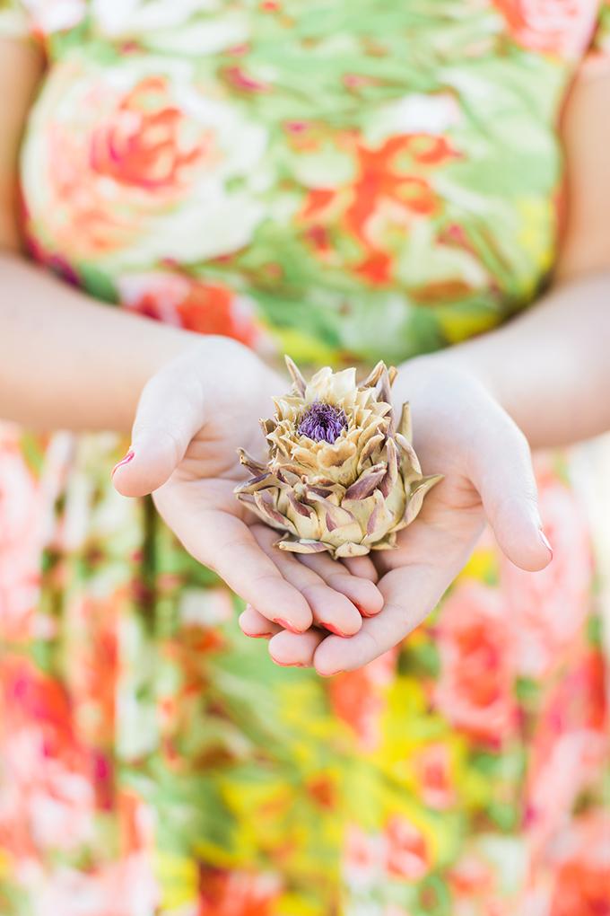 farmer's market engagement | Rachel Solomon Photography | Glamour & Grace