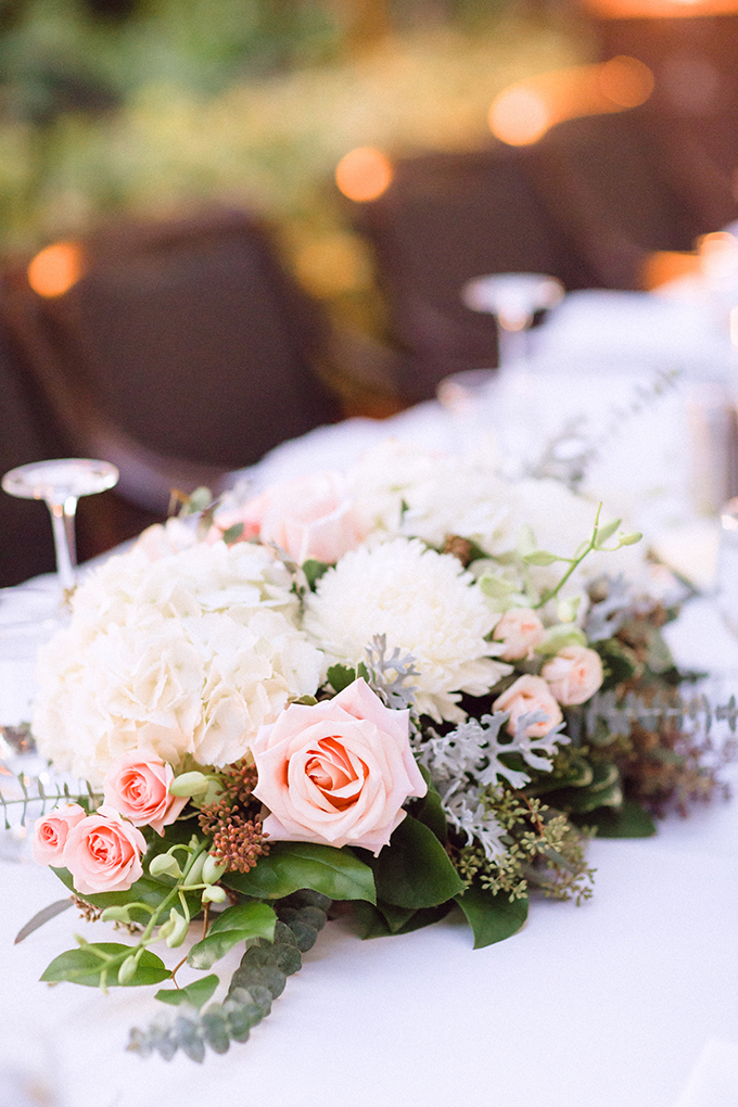 pink centerpieces | Hunter Ryan Photo | Glamour & Grace
