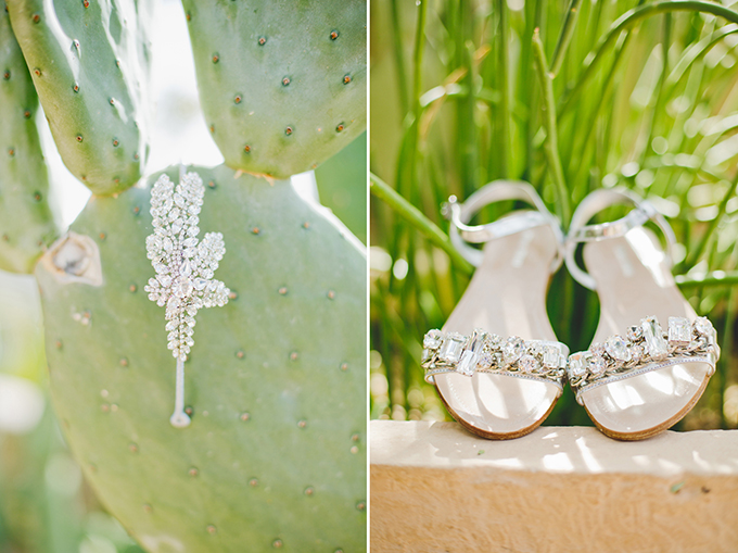 romantic desert wedding | Elyse Hall Photography | Glamour & Grace