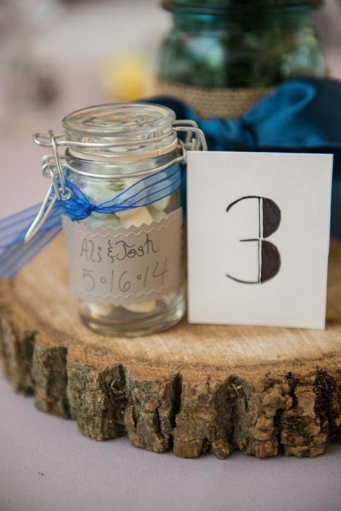 DIY table numbers   BG Productions Photography   Glamour & Grace