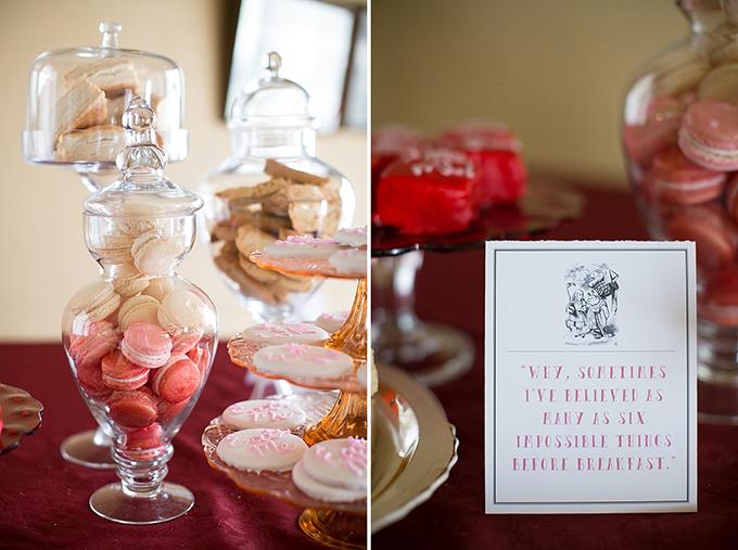 vintage tea party inspiration | Christy Tyler Photography | Glamour & Grace