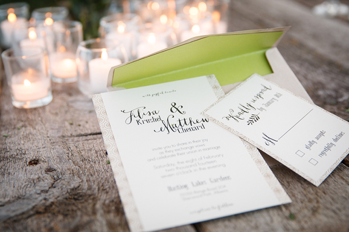 glam winter wedding inspiration   Crown Photography   Glamour & Grace