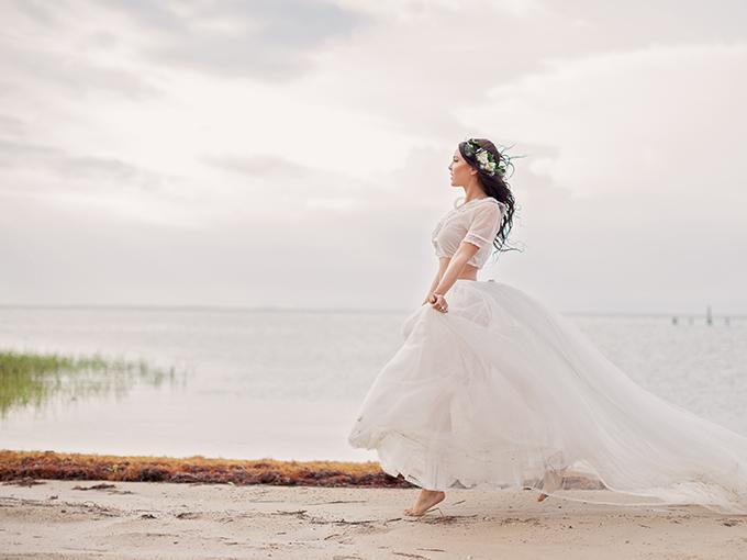 seaside boudoir | Archetype Studio | Glamour & Grace