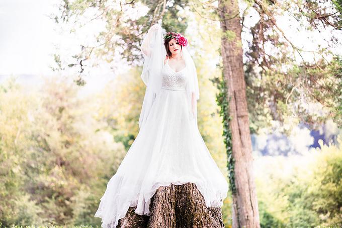 boho garden wedding inspiration | Reverie Supply & Co. | Glamour & Grace
